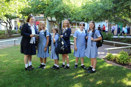 We would like to welcome all our Merici sisters to a new academic year,.