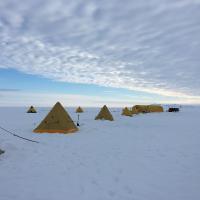 Nicolette Marks Antarctic Camp