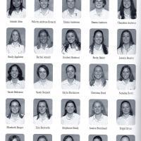 Merici College Yearbook 2003